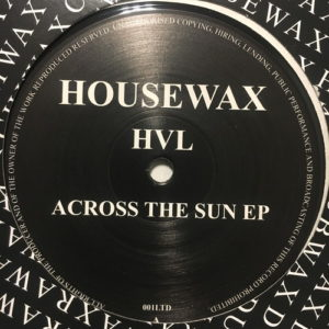 HOUSEWAX001LTD